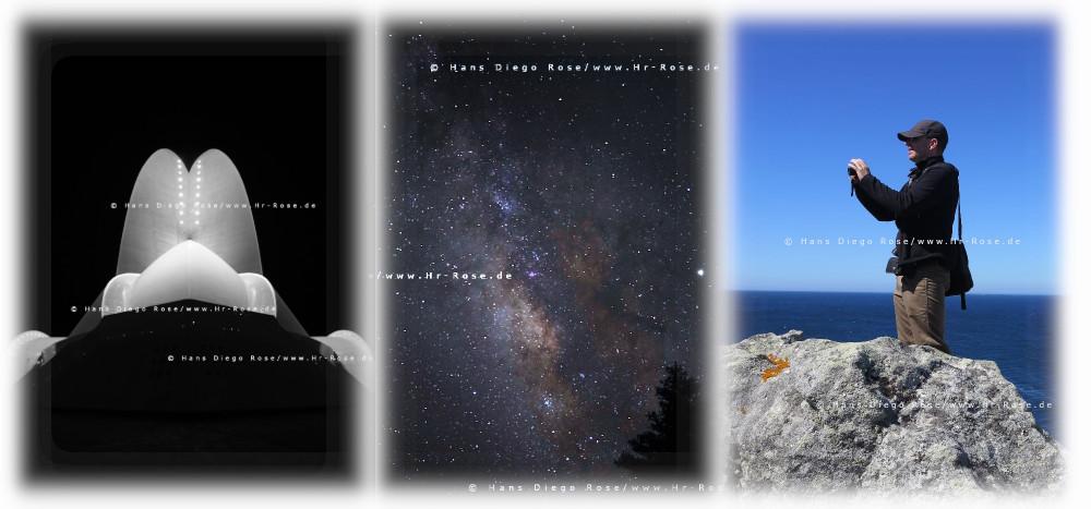 Fotokurs (Kreativität und Kamera-Technik) inkl. Milchstraßenfotografie auf Teneriffa