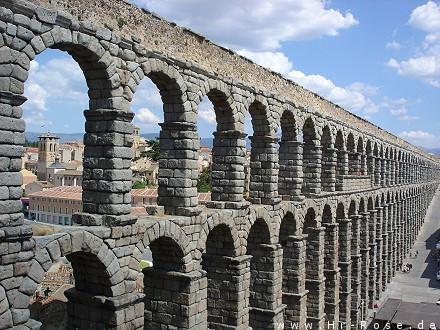 Römische Bauwerke in Hispanien