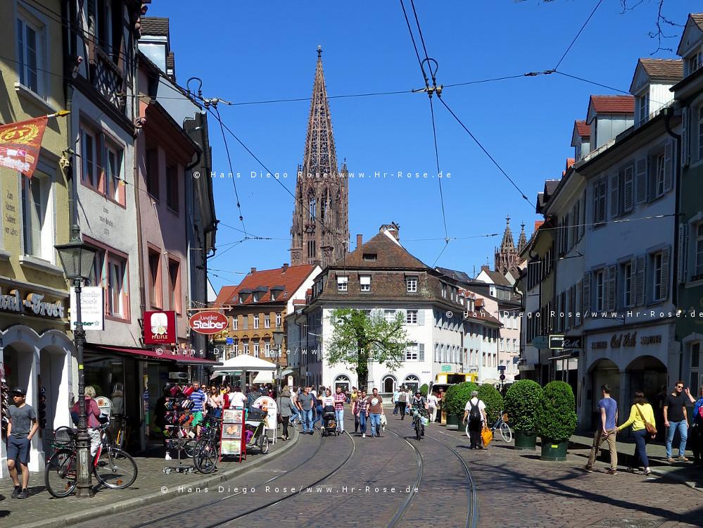 Freiburg Shopping